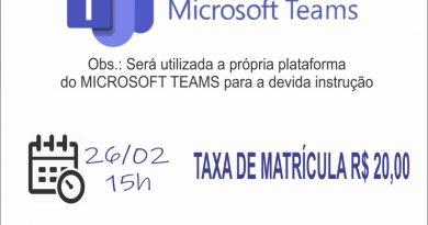Você deseja aprender mais sobre Microsoft Teams? Tem dúvidas sobre essa plataforma virtual? 🤔