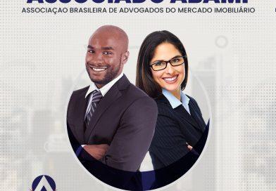FAÇA PARTE DA MAIOR ASSOCIAÇÃO VOLTADA PARA O DIREITO IMOBILIÁRIO