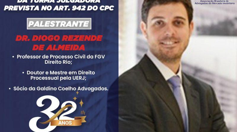 LIVE EM COMEMORAÇÃO DOS 32 ANOS DA ABAMI