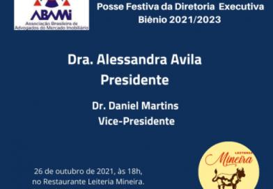 POSSE FESTIVA BIÊNIO 2021/2023